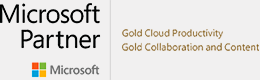 Microsoft Partner - Gold Collaboration and Content